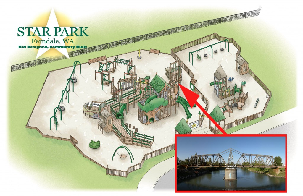 Star Park bridge