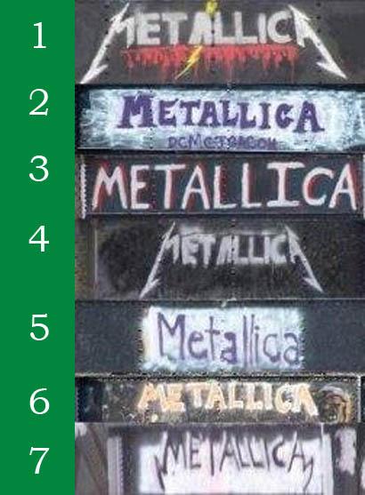 vote metallica