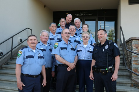 SCOPE officers 2016