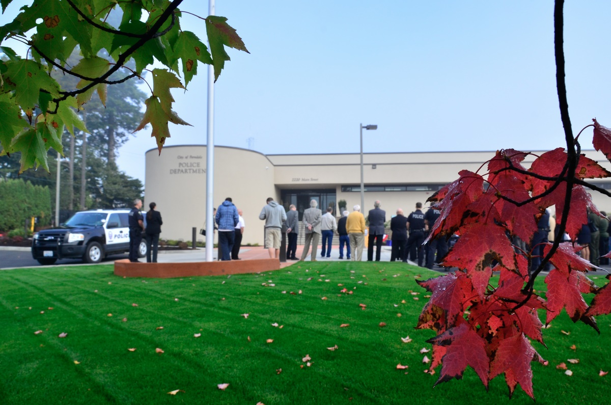 Ferndale PD Grand Opening