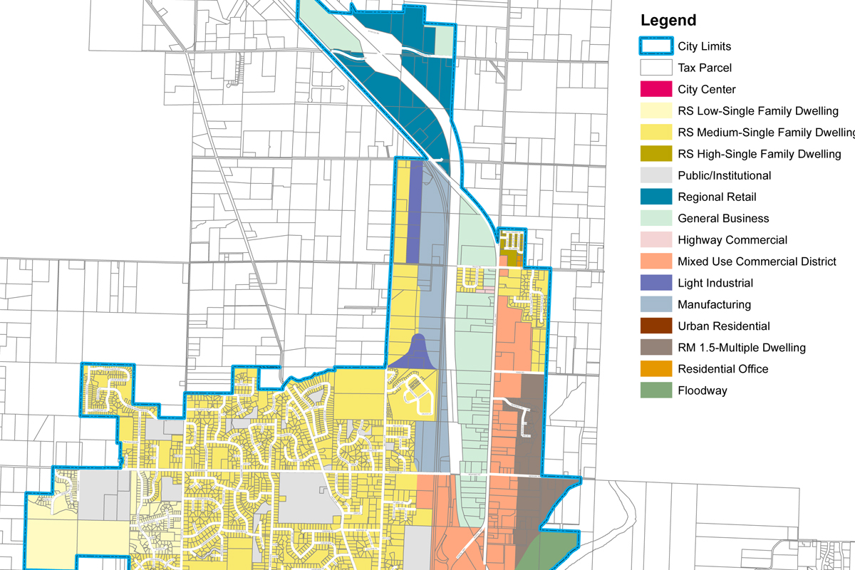 Maps and GIS | City of Ferndale City Mapping on