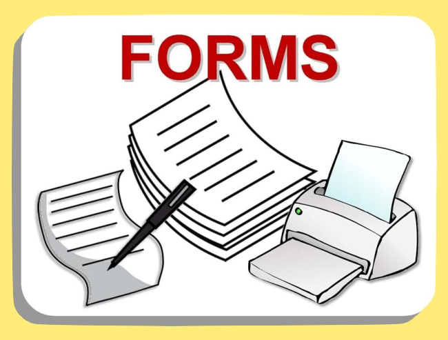 Police Department Forms