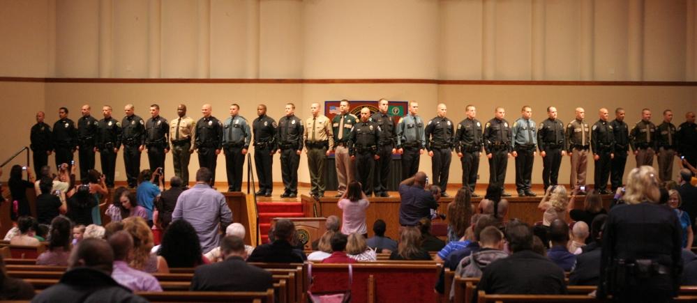 CJTC Graduation photo